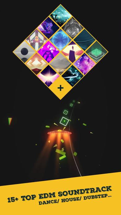 SkyDancing - Edm Rhythm Gamesのおすすめ画像1