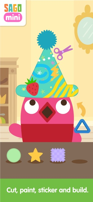 Sago Mini Hat Maker On The App Store