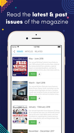 Poets & Writers Magazine on the App Store
