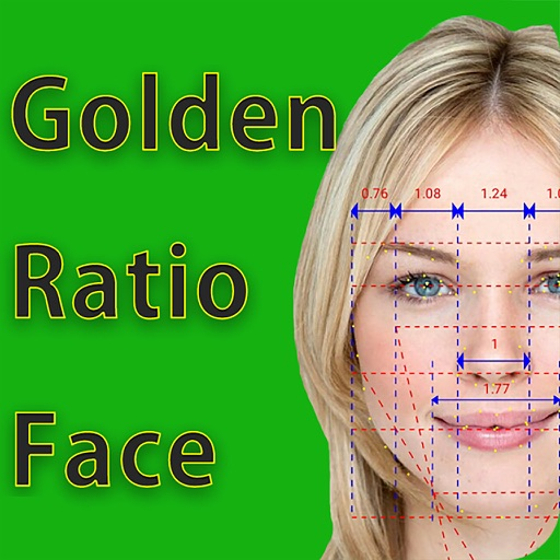 Golden Ratio Face by Tan Ho Nhat
