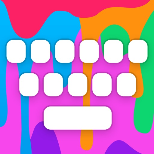 RainbowKey - keyboard themes download