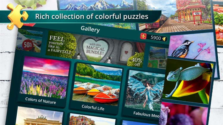 Cool Jigsaw Puzzles screenshot-3