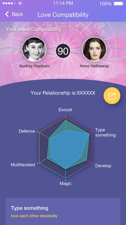 Starmiss – Horoscope Assistant screenshot-3