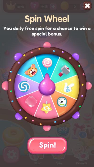 Super Candy Ball - Color Clash screenshot four