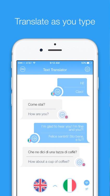 Text Translator for Me Pro