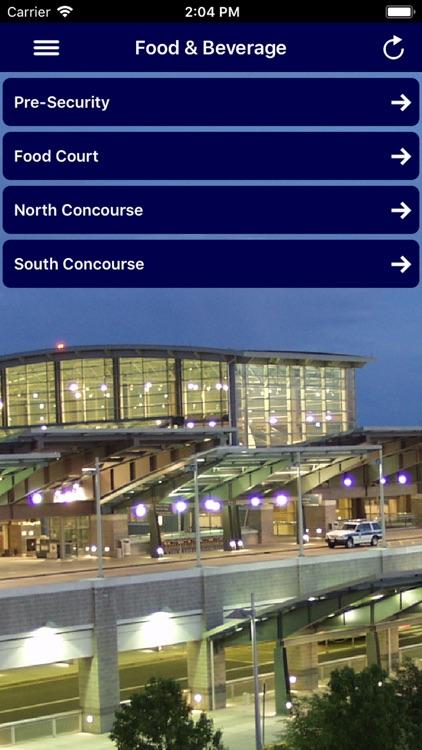 T.F. Green Airport screenshot-3