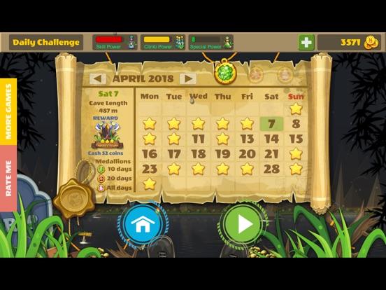 Rope Heroes : Hole Runner Game screenshot 10