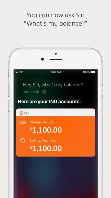 ING Australia Banking screenshot-3