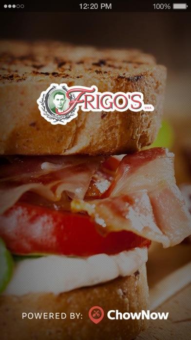 Frigo's Gourmet Foods screenshot 1