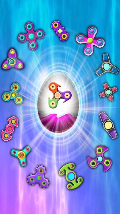 Fidget Spinner Toy Machine