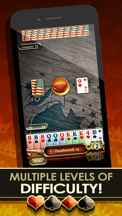 Gin Rummy Royale! screenshot-3