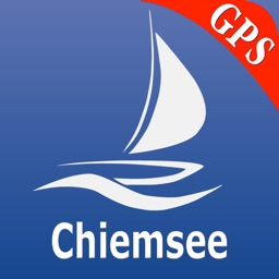 Chiemsee GPS Nautical charts