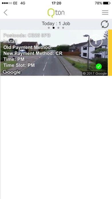 Qton screenshot three