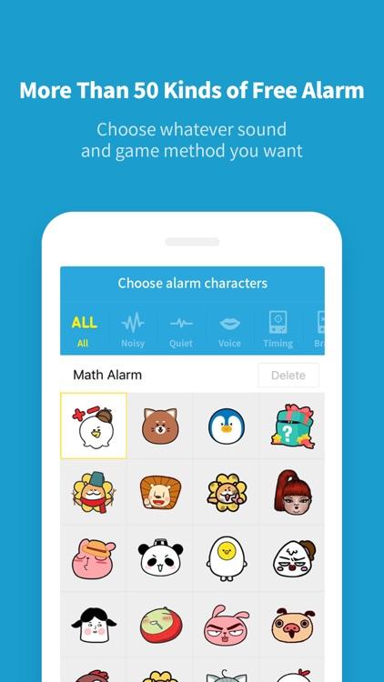 AlarmMon ( alarm clock ) screenshot-4