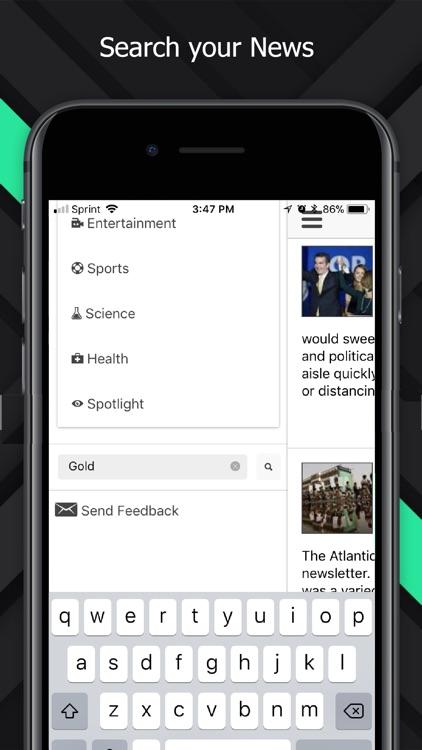 NewsHunt screenshot-3