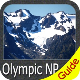 Olympic National Park - GPS Map Navigator