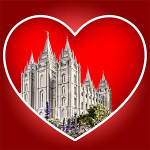 LDS Dating app