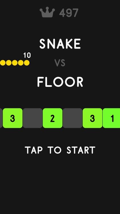 Snake VS Floor