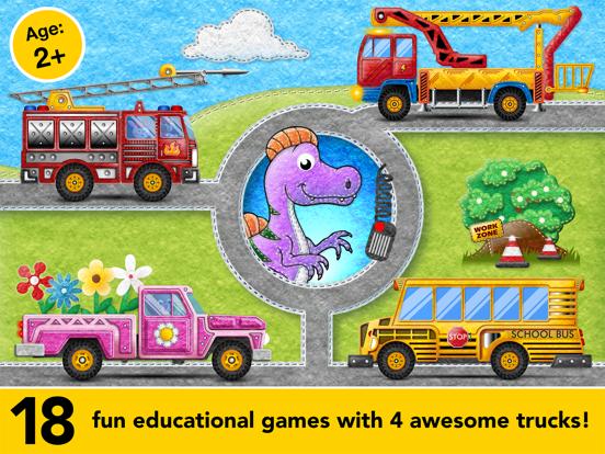 Learning Cars Educational Games for Preschool Kids screenshot 6