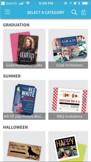 inviteshop invitations cards on the app store