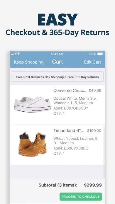 Zappos - Easy Shoe Shopping for Windows