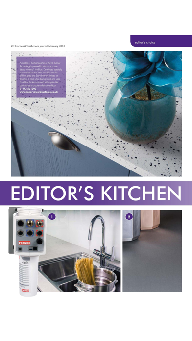 Kitchen & Bathroom Journal screenshot 2