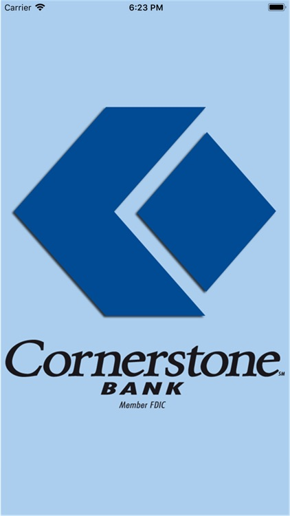 Cornerstone Bank (NE) screenshot-0