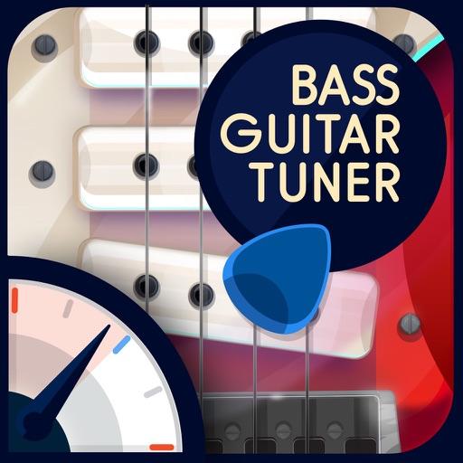 Bass Guitar Tuner Master