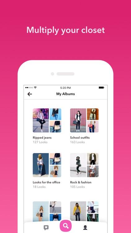 Chicisimo The Outfit Ideas app screenshot-4