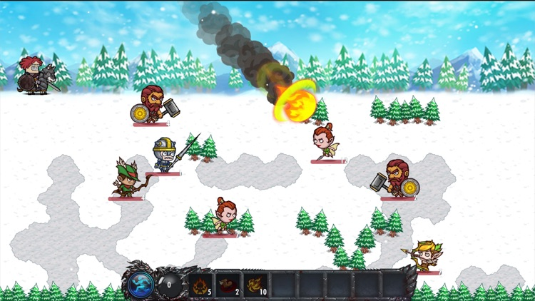 Clumsy Knight 2 HD screenshot-3