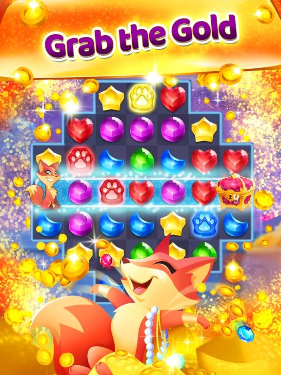 Genies & Gems на iPad