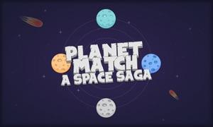 Planet Match - A Space Saga..!