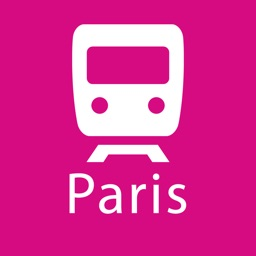 Paris Rail Map Lite