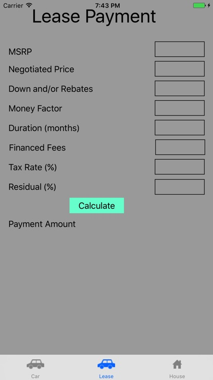 Payment Calculator Pro