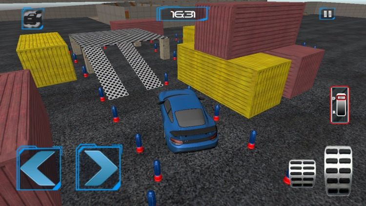 Hard Car Drive Parking 4 screenshot-3