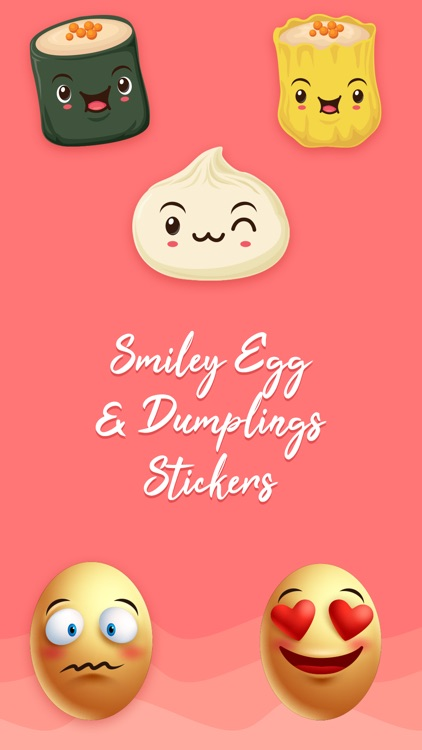 Egg Smileys & Dumplings