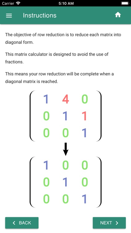 DIY Matrix Calculator screenshot-5