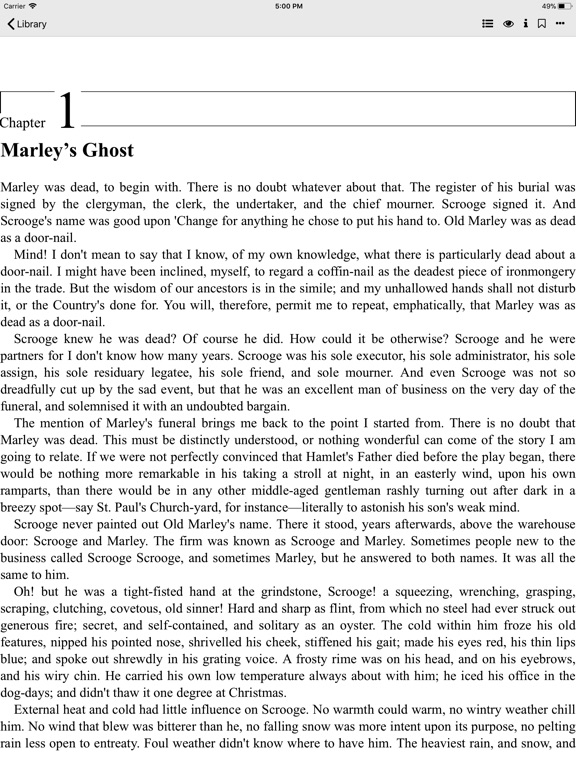 StreetLib Read screenshot 7
