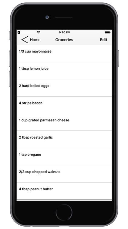 Ketogenic Diet Recipes screenshot-4