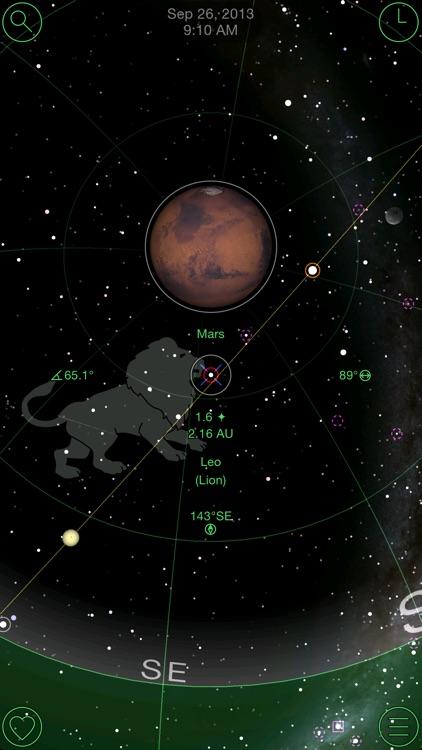 GoSkyWatch Planetarium - Astronomy Night Sky Guide screenshot-0