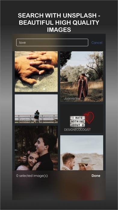 LayoutPic - Photo grid screenshot 4