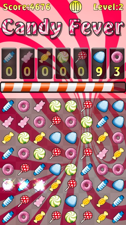 Candy Fever screenshot-3