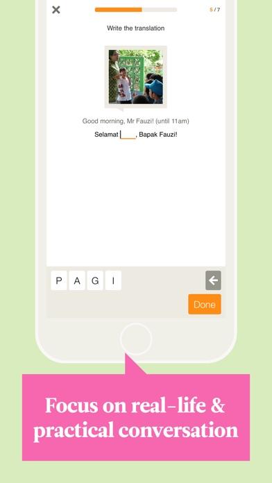 Babbel – Learn Indonesian iPhone