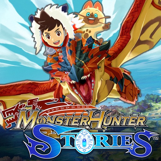 Monster Hunter Stories app for iphone