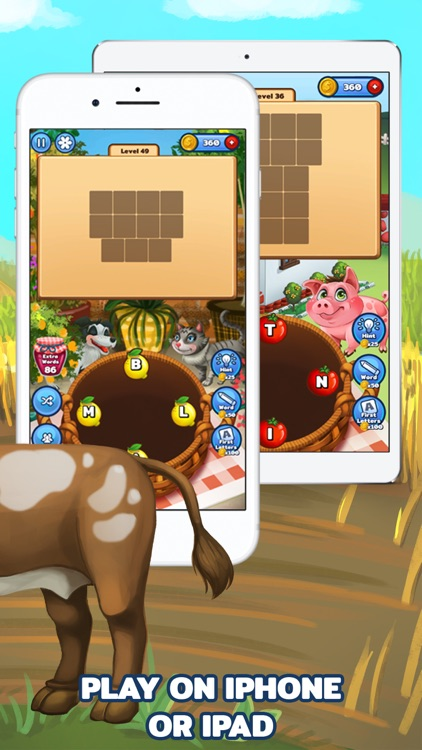 Word Farm - Search Puzzle Game screenshot-6