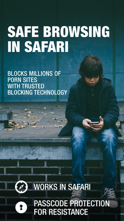 Porn Blocker Plus - for Safari