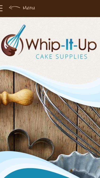 Whip It Up Cake Supplies by Apps Together