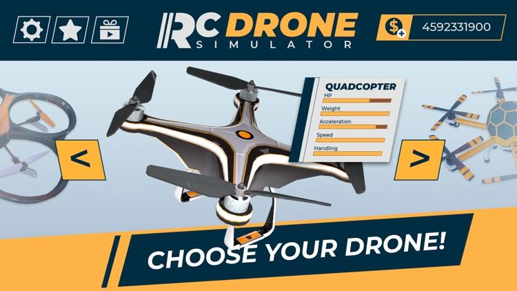 RC Drone Flight Simulator screenshot-4