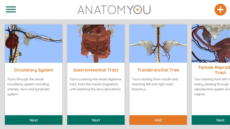 Anatomyou VR | Human Anatomy screenshot-0