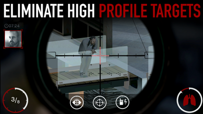 Screenshot for Hitman Sniper in Czech Republic App Store